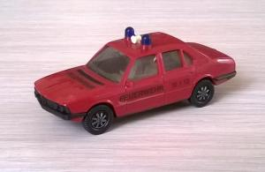 Модель автомобиля BMW 528i FW 112.Пр-во HERPA.Масштаб НО (1:87).