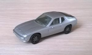 Модель автомобиля Porsche 924.Пр-во HERPA.Масштаб НО (1:87).