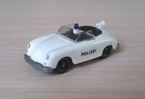 Модель автомобиля Porsche 356 Cabrio.Пр-во I.M.U.Арт.12014.Масштаб НО (1:87).