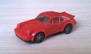 Модель автомобиля Porsche 930 Turbo.Пр-во HERPA.Масштаб НО (1:87).