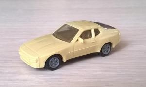 Модель автомобиля Porsche 944.Пр-во HERPA.Масштаб НО (1:87).