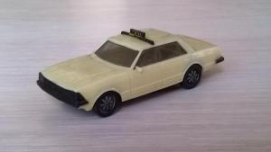 Модель автомобиля Ford Granada Ghia 2.8i.Пр-во HERPA.Масштаб НО (1:87).