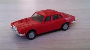 Модель автомобиля Jaguar XJ 6/12.Пр-во HERPA.Масштаб НО (1:87).