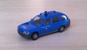 Модель автомобиля Ford Escort THW.Пр-во RIETZE.Масштаб НО (1:87).