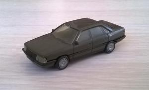 Модель автомобиля Audi 200.Пр-во RIETZE.Масштаб НО (1:87).