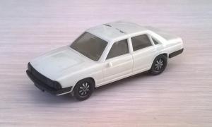 Модель автомобиля Audi 100 GL 5 E.Пр-во HERPA.Масштаб НО (1:87).
