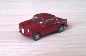 Модель автомобиля.Пр-во S.E.S.Масштаб НО (1:87).