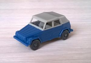 Модель автомобиля VW 181.Пр-во WIKING.Масштаб НО (1:87).