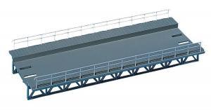 Модель прямой верхней части для опор моста.Пр-во FALLER.Арт.120474.Масштаб НО (1:87).