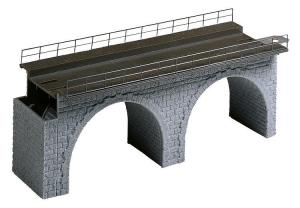 Модель прямой части для строительства виадука.Пр-во FALLER.Арт.120477.Масштаб НО (1:87).