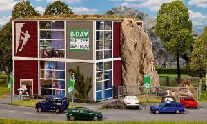 Модель центра для скалолазания.Пр-во FALLER.Арт.130324.Масштаб НО (1:87).
