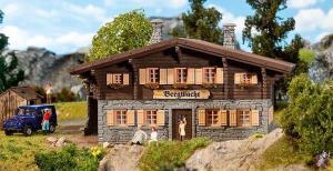 Модель горного дома.Пр-во FALLER.Арт.130326.Масштаб НО (1:87).