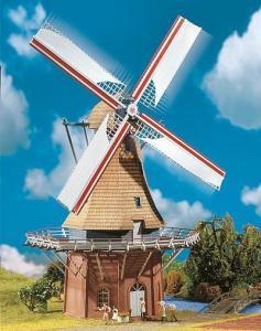 Модель старинного вращающегося ветряка.Пр-во FALLER.Арт.130383.Масштаб НО (1:87).