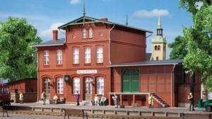Модель вокзала