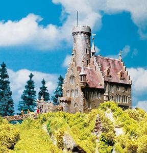 Модель замка Lichtenstein.Пр-во FALLER.Арт.130245.Масштаб НО (1:87).