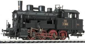 Модель паровоза серии Xb366.Пр-во LILIPUT.Арт.131350.Масштаб НО (1:87).