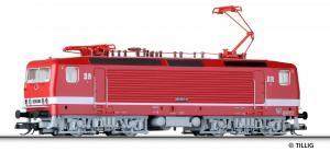Модель электровоза серии BR 243.Пр-во TILLIG.Арт.02375.Масштаб ТТ (1:120).