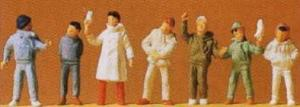 Сет фигурки детей.Пр-во PREISER.Арт.14007.Масштаб НО (1:87).