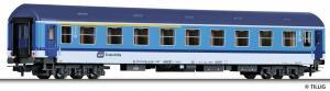 Модель 4-х осного пассажирского вагона 1-го/2-го классов,Typ Y/B 70.Пр-во TILLIG.Арт.74883.Масштаб НО (1:87).