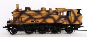 Эксклюзив!!!Модель паровоза серии BR 75 борт №1002.Пр-во Лилипут.Арт.131005_1.Масштаб НО (1:87).