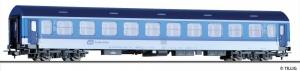 Модель 4-х осного пассажирского вагона 2-го класса,Typ Y/B 70.Пр-во TILLIG.Арт.74884.Масштаб НО (1:87).