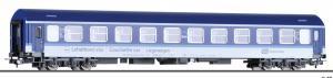 Модель 4-х осного спального вагона,Typ Y/B 70.Пр-во TILLIG.Арт.74886.Масштаб НО (1:87).