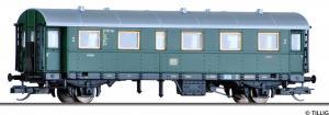 Модель 2-х осного пассажирского вагона 2-го класса.Пр-во TILLIG.Арт.501839.Масштаб ТТ (1:120).