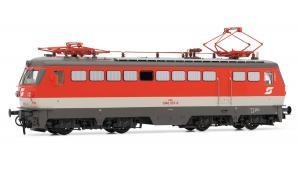 Модель электровоза серии Rh 1046.Пр-во RIVAROSSI.Арт.HR2647.Масштаб НО (1:87).