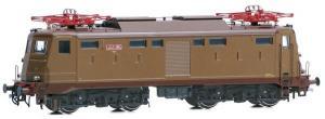 Модель электровоза серии E.424.Пр-во RIVAROSSI.Арт.HR2727.Масштаб НО (1:87).