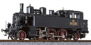 Модель паровоза серии Badische VI b.Пр-во LILIPUT.Арт.131180.Масштаб НО (1:87).