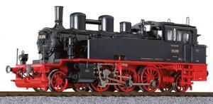 Модель паровоза серии BR 75 1-3.Пр-во LILIPUT.Арт.131191.Масштаб НО (1:87).