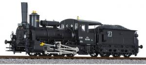 Модель паровоза серии 153,Lok-Nr.7114.Пр-во LILIPUT.Арт.131961.Масштаб НО (1:87).