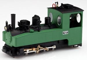 Модель паровоза Brigadelok (Borsig).Пр-во MINITRAINS.Арт.1023.Масштаб НОе (1:87).