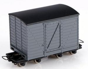 Модель крытого вагона.Пр-во MINITRAINS.Арт.5124.Масштаб НОе (1:87).