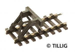 Модель тупика для самостоятельной сборки.Пр-во TILLIG.Арт.82440.Масштаб НО (1:87).