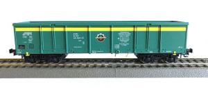 Модель 4-х осного полувагона для перевозки угля.Пр-во RIVAROSSI.Арт.HRS6439.Масштаб НО (1:87).