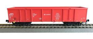 Модель 4-х осного полувагона для перевозки угля.Пр-во RIVAROSSI.Арт.HRS6441.Масштаб НО (1:87).