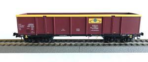 Модель 4-х осного полувагона для перевозки угля.Пр-во RIVAROSSI.Арт.HRS6445.Масштаб НО (1:87).