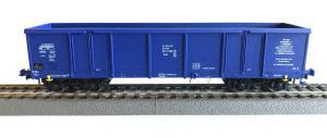 Модель 4-х осного полувагона для перевозки угля.Пр-во RIVAROSSI.Арт.HRS6447.Масштаб НО (1:87).