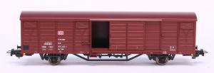 Модель 2-х осного крытого вагона с открывающимися дверьми.Пр-во PIKO.Арт.54069.Масштаб НО (1:87).