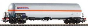 Модель 4-х осной газовой цистерны